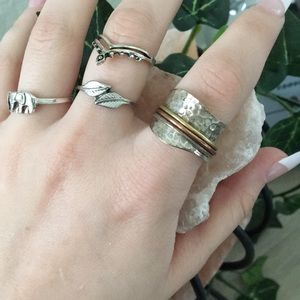 bohemian ring bundle
